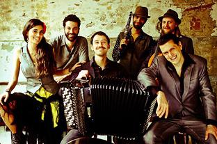 Frusion Agency Barcelona Gipsy Klezmer Orchestra